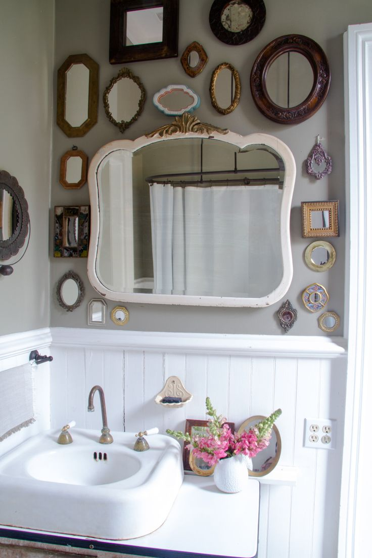 12 Unique And Inspired Bathroom Mirror Ideas You Ll Love