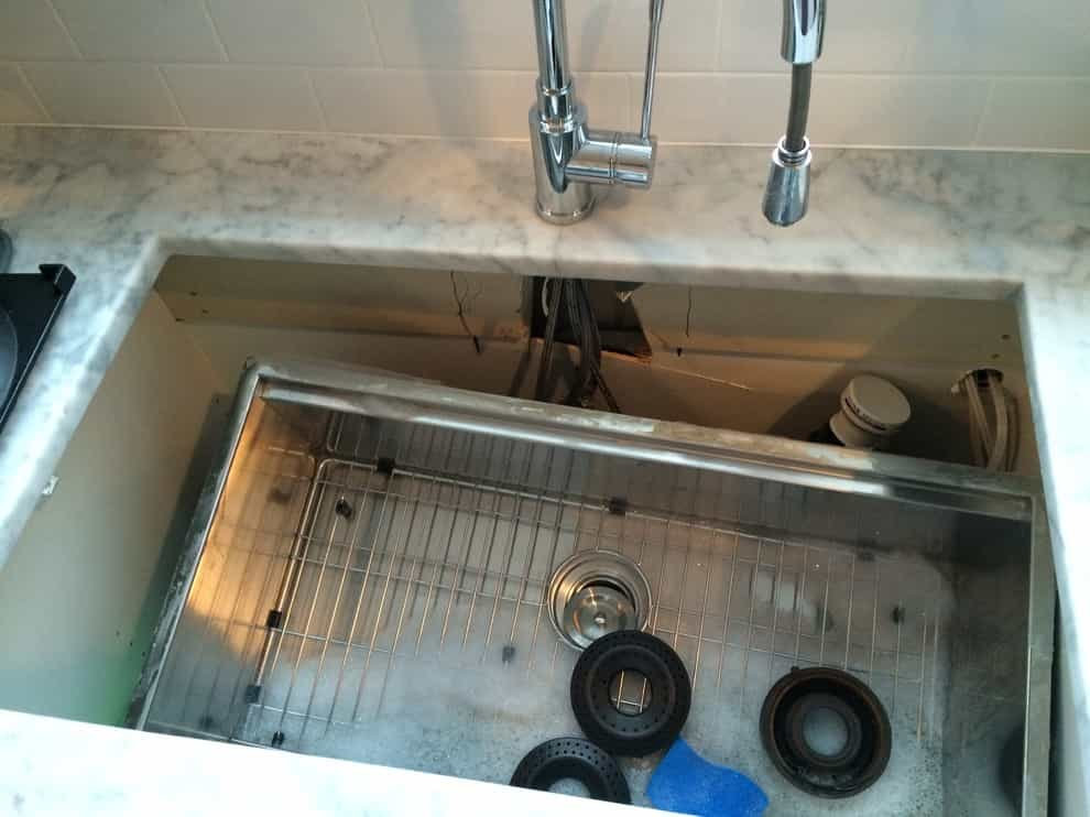 your complete guide to the undermount sink