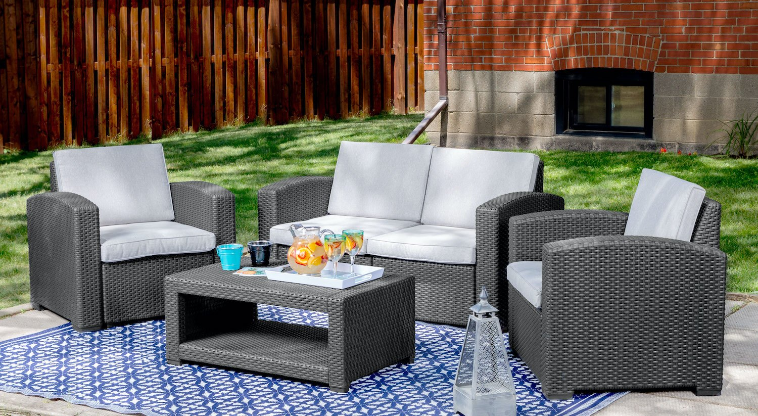 miami outdoor furniture collection