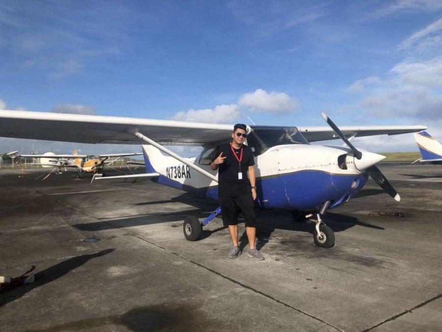 關島開飛機體驗