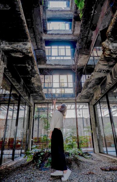 台中植光花園酒店/台中廢墟酒店/台中火車站住宿