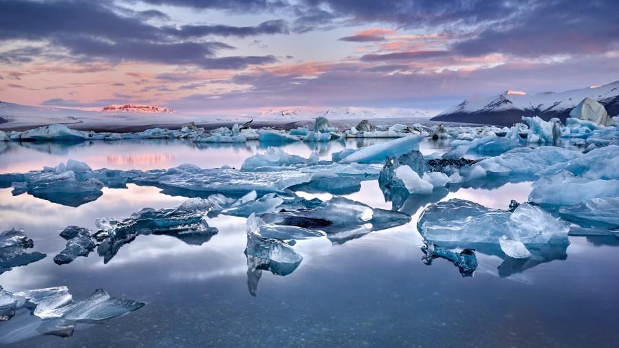 Iceland Jokulsarlon Ashutterstock 558659920