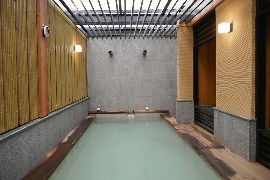 北投溫泉:北投亞太飯店大眾風呂