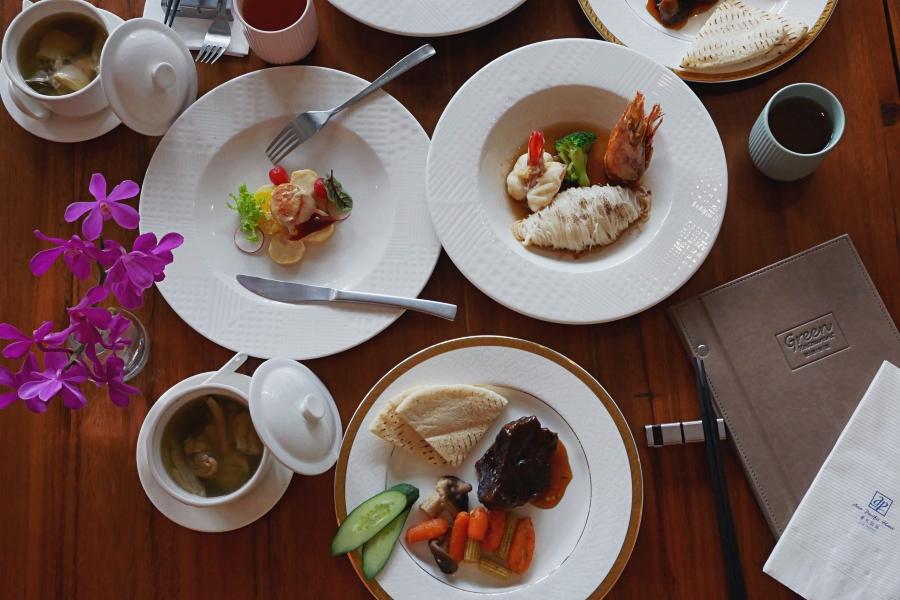 北投溫泉:北投亞太飯店綠漾套餐
