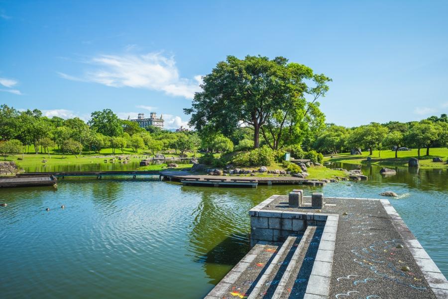宜蘭景點:羅東運動公園