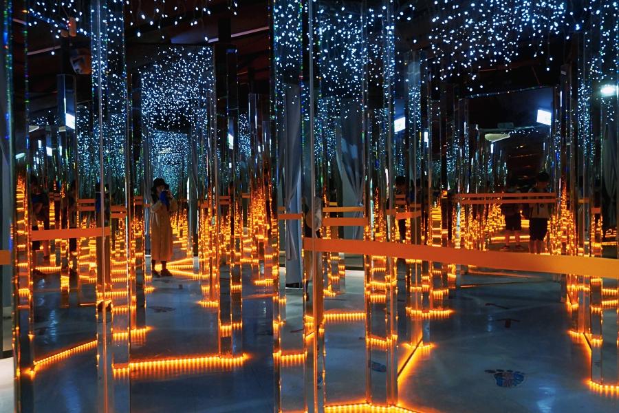 雲林劍湖山世界魔鏡迷宮/台灣遊樂園