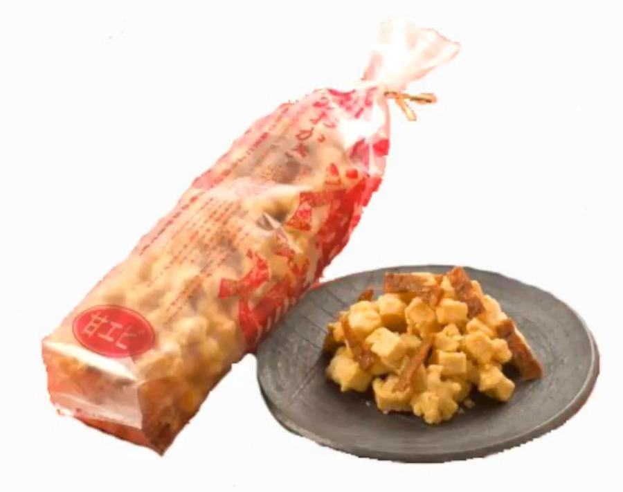 batch 北海道開拓脆米菓