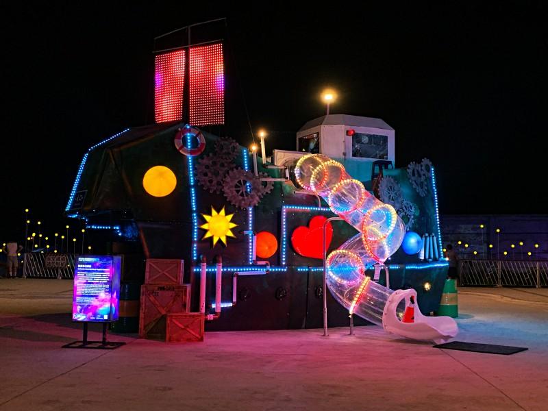 2020澎湖燈光節、2020澎湖國際海灣燈光節