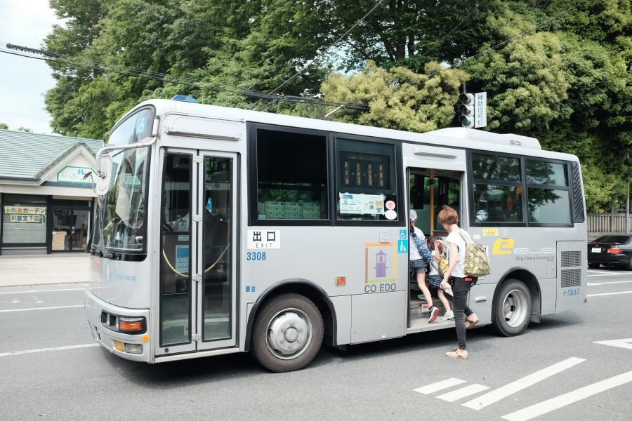 batch 西武系統的小江戸巡回巴士 1