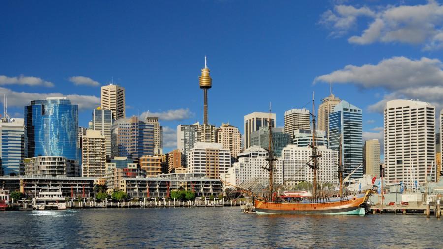 batch 雪梨港 Sydney Harbour shutterstock 163437845