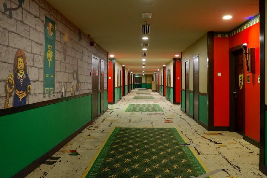 馬來西亞樂高樂園飯店 城堡主題