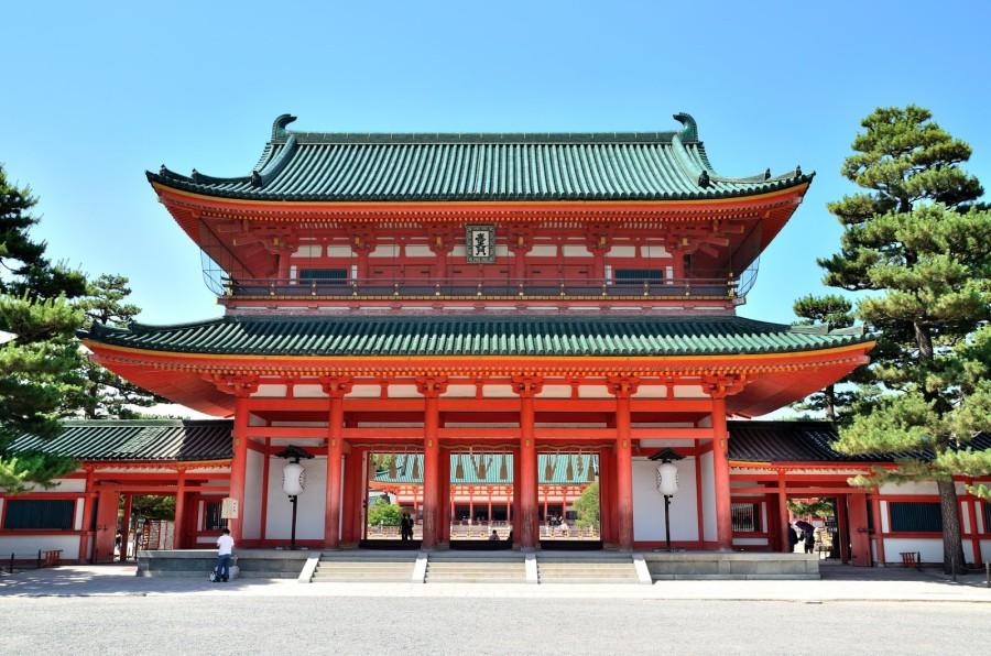 京都景點 平安神宮