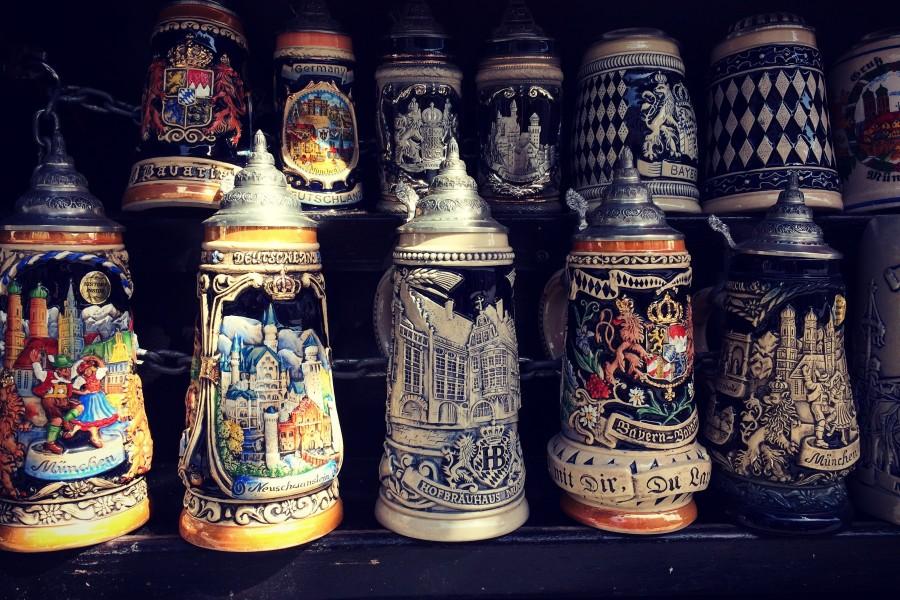 柏林 必買伴手禮 啤酒杯