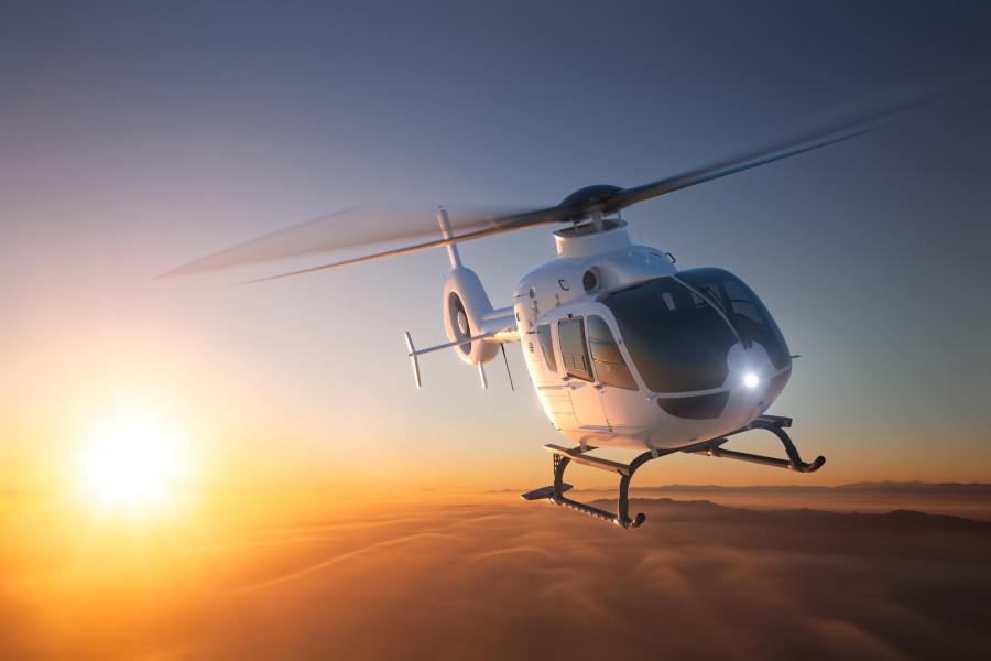 拉斯維加斯 直升機