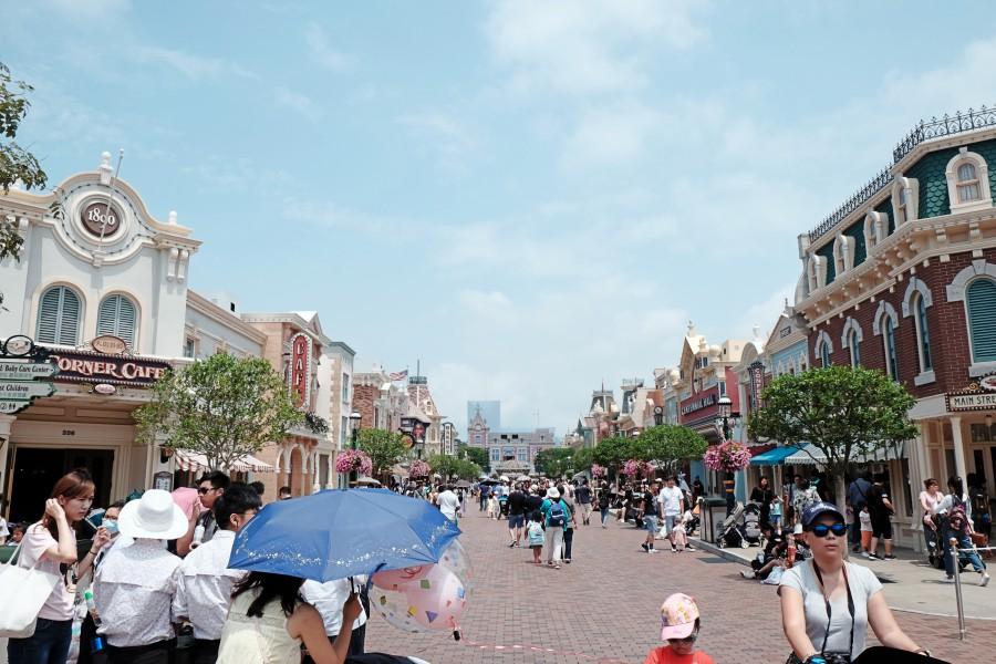 香港迪士尼攻略/快速通關/怎麼玩