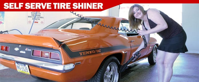 Car Wash Equipment Simoniz Tire Shine
