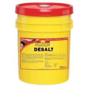 Simoniz 5 Gallon Desalt
