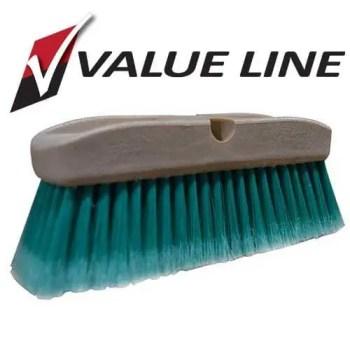 green bristle nylon brush
