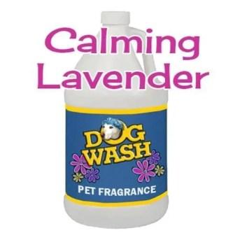 calming lavender dog wash fragrance