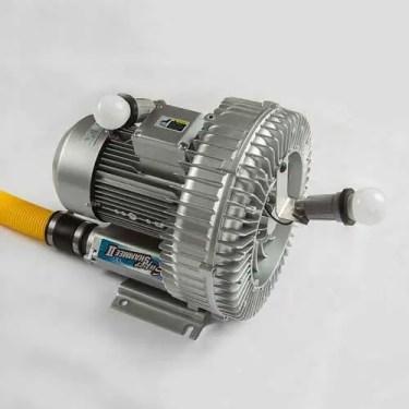 upgraded motor for super air shammee II