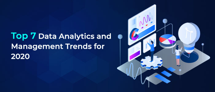 top 7 data analytics trends