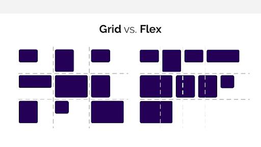 Grid vs Flex