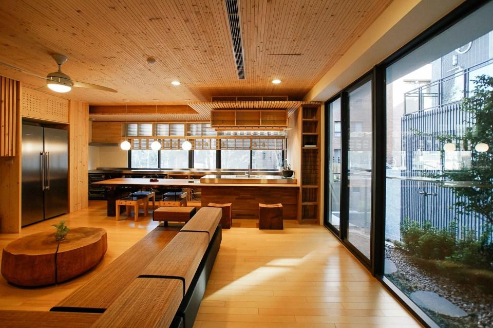 【自然紅屋 青山點點】從原木傢俱到都會木構生活 19