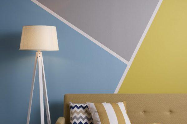 Duvar dekorasyonu trendleri.