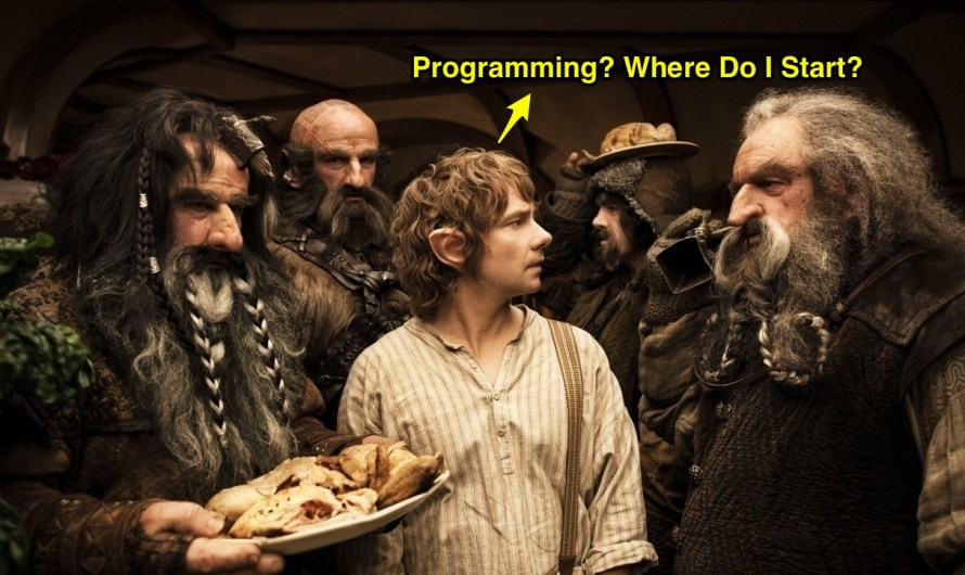 5 Ways to Teach Programming Like The Hobbit