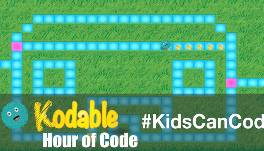 How to Join the Hour Of Code with Kodable