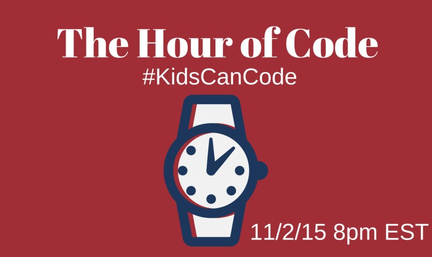 #KidsCanCode 11/3/15 Hour of Code Chat Archive
