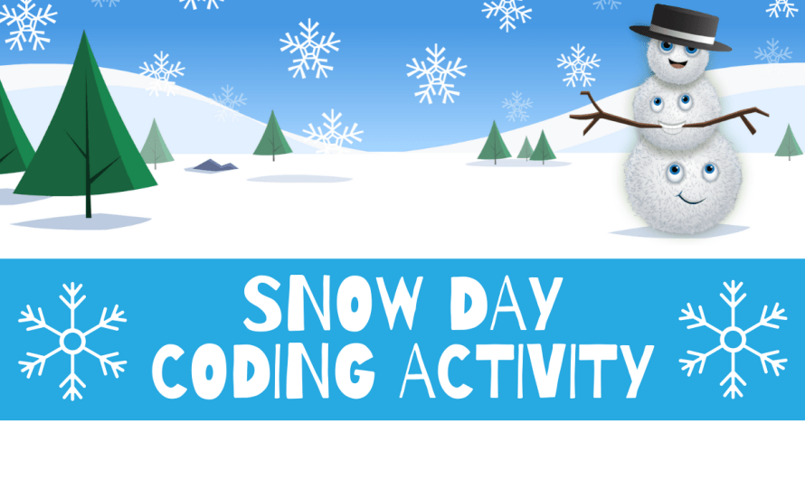 Coding Activity: Snow Day PB&J