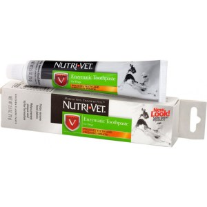 Nutri-Vet Chicken Flavour Enzymatic Toothpaste for Dogs (70g)