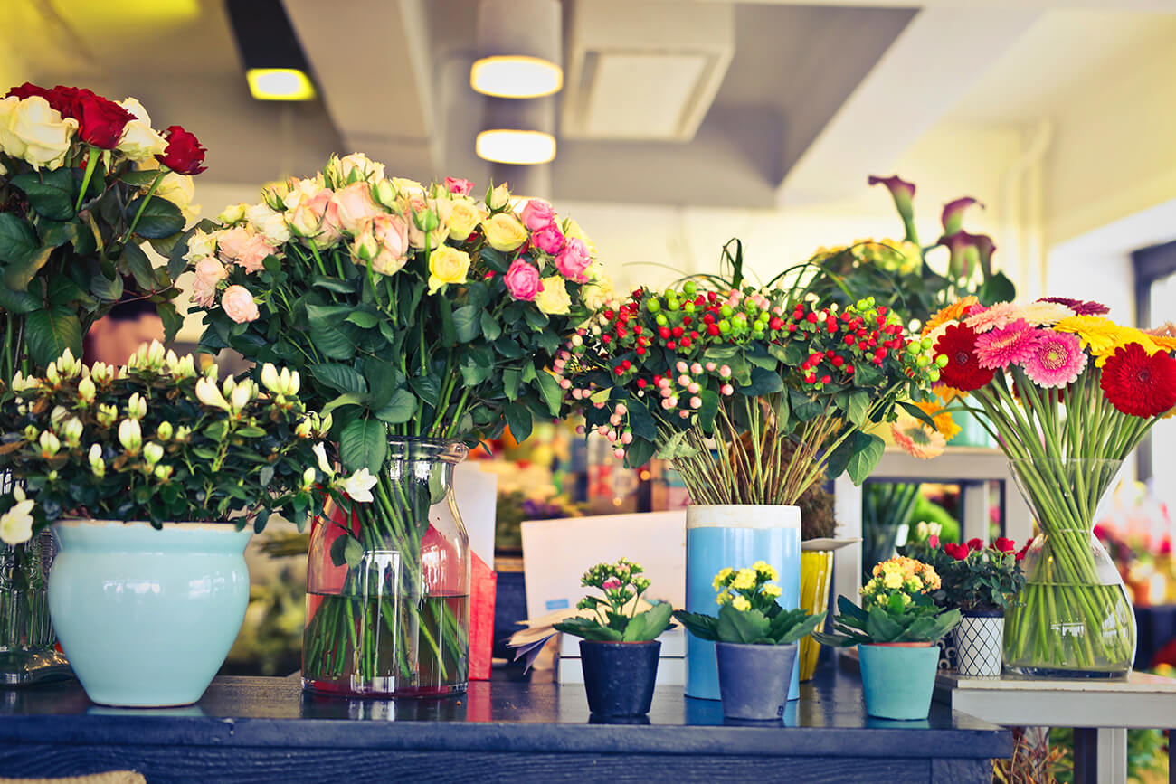 Local Flower Shops