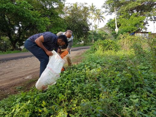 Pre Monsoon Plastic Cleaning Drive 2018