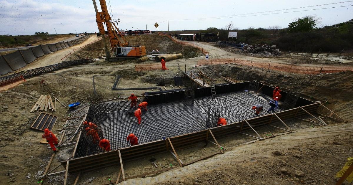 SE INVERTIRÁ MÁS DE S/110 MILLONES PARA LA CONSTRUCCIÓN DE PUENTE LA JOYA, AREQUIPA