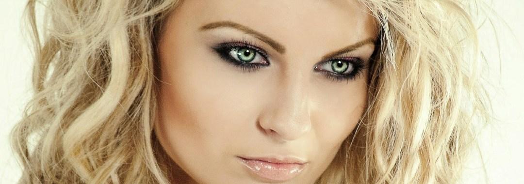 Farbige Kontaktlinsen