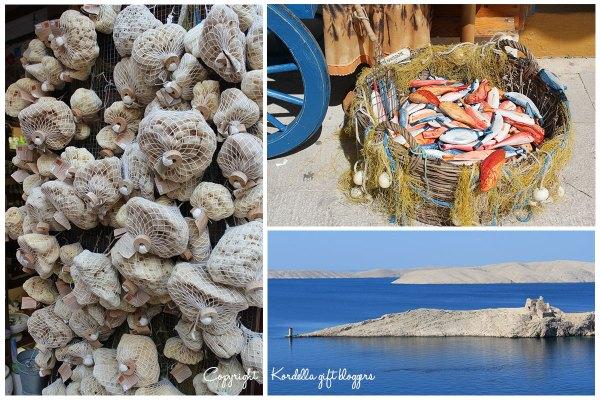 Остров Паг, Подаръци от Хърватия