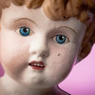 Minerva_22x22 vintage toy photography
