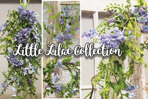 lilac spring collection