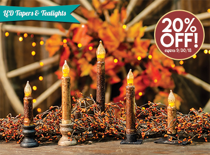 taper candle sale