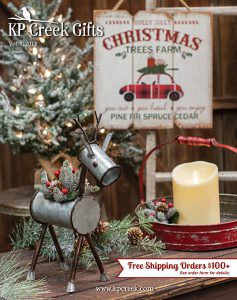 kp creek christmas catalog
