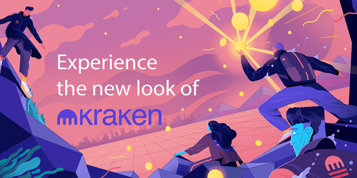 kraken site redesign