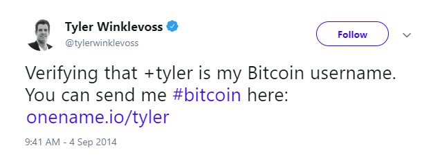 Tyler Winklevoss Tweet Crypto Domain Hijacking