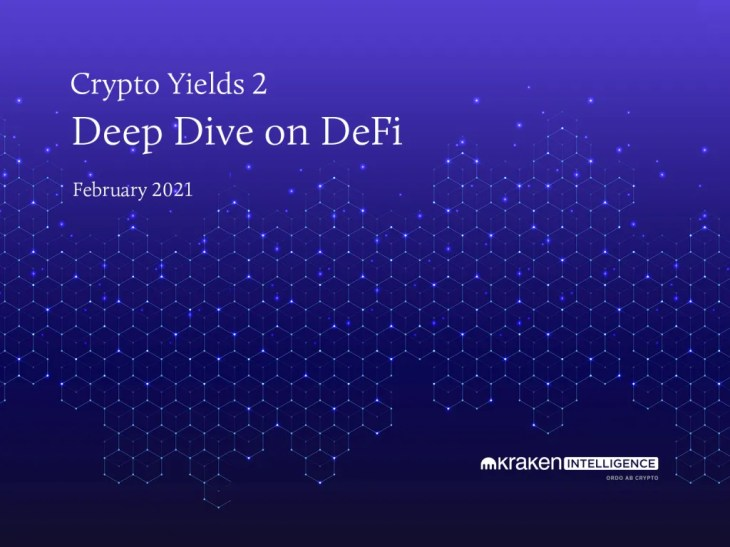 Kraken's Deep Dive on DeFi Markets