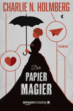 Der Papiermagier Book Cover