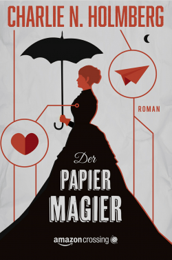 Der Papiermagier Book Cover