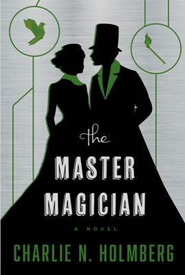 The Master Magician Book Cover