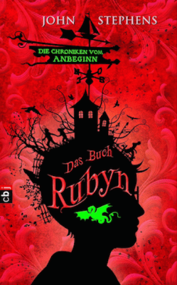 Das Buch Rubyn Book Cover