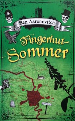 Fingerhut-Sommer Book Cover